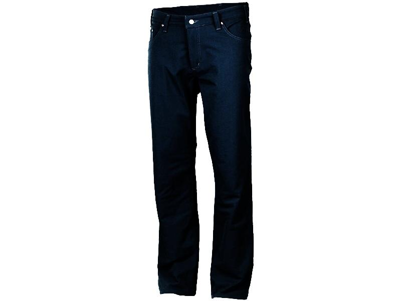 kalhoty dlouhé pánské Progress CHAMONIX černé, XXL
