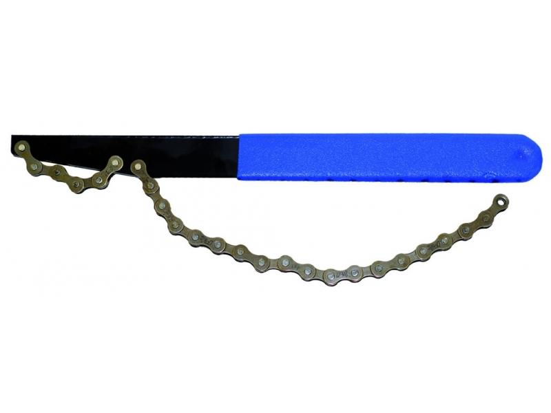klíč stahovací kazety bič s řetězem