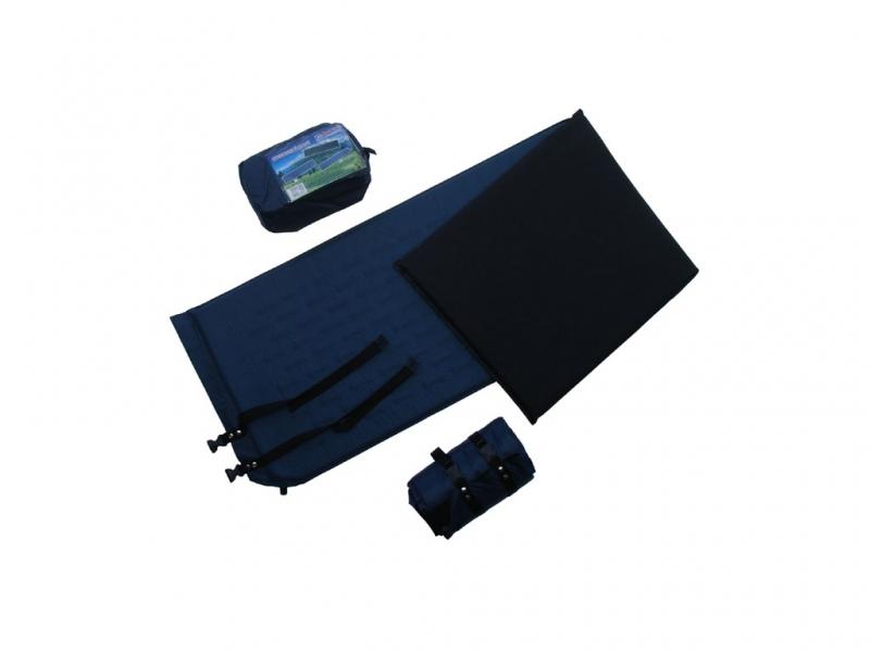 matrace samonafukovací 3cm nesmekavá