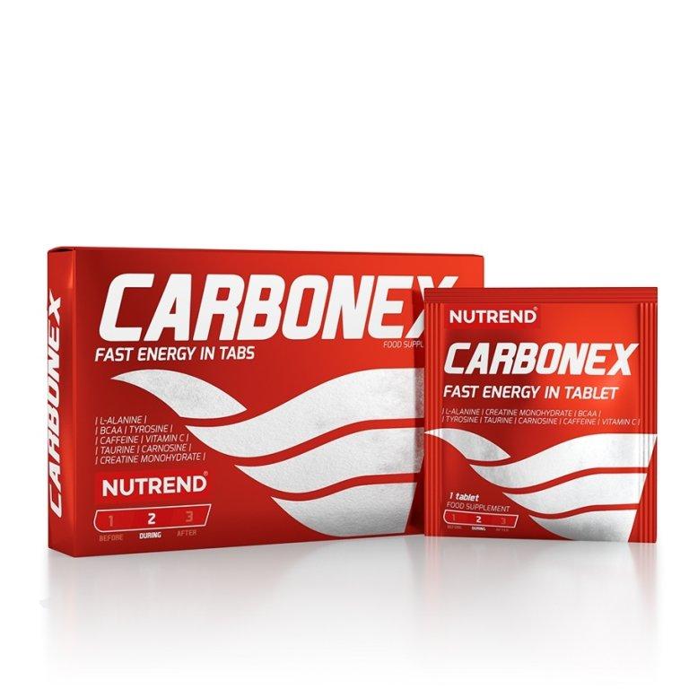 tablety Nutrend Carbonex 12tablet