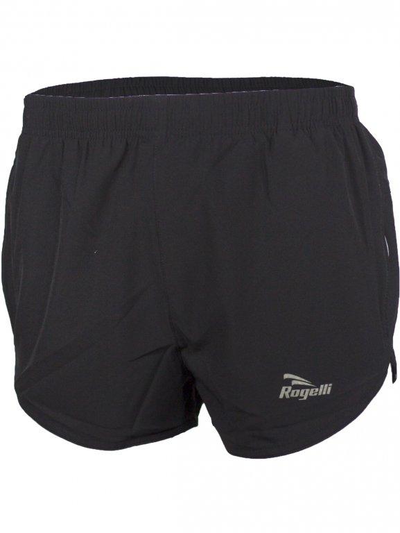 kalhoty krátké pánské Rogelli FIRENZE černé, L
