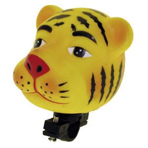 Houkačka gumová tygr malý žlutý