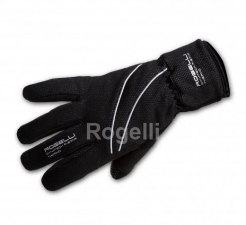 rukavice Rogelli VALDEZ zimní membránové černé, 2XL