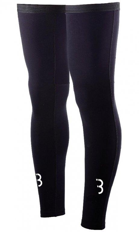 návleky na nohy BBB ComfortLegs černé, L