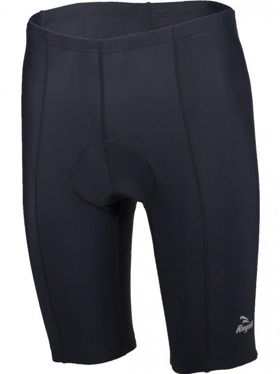 kalhoty krátké dětské Rogelli ECON černé, 128