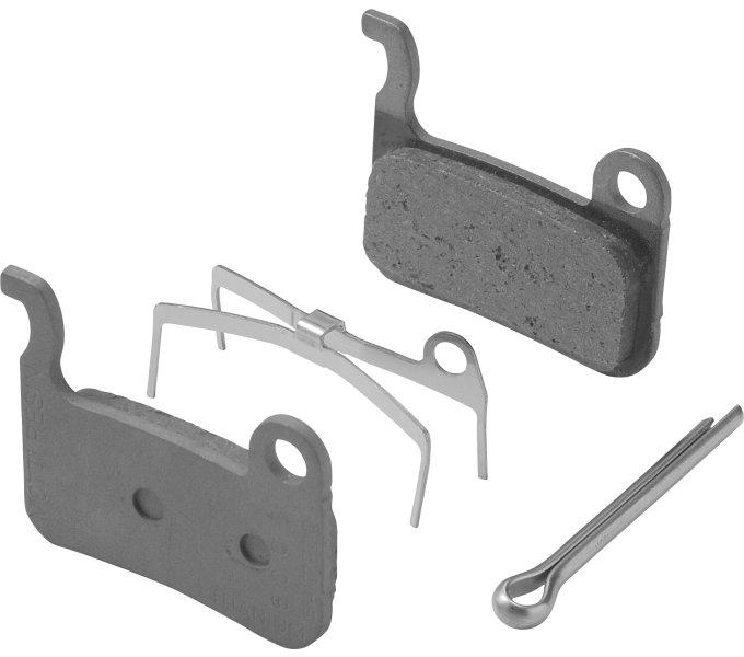 brzdové destičky Shimano XT, XTR, SLX M07Ti polymer original balení