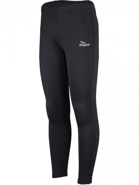 kalhoty dlouhé pánské Rogelli BANKS zimní černé, 2XL