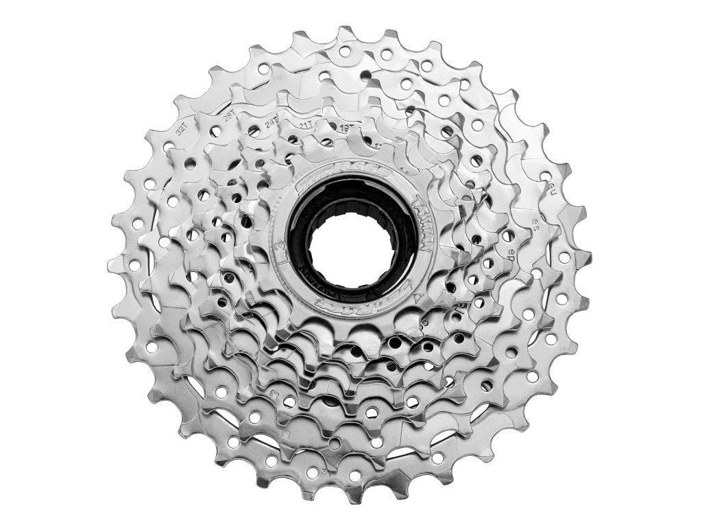 kolečko 8 13-32z SunRace index pro e-bike