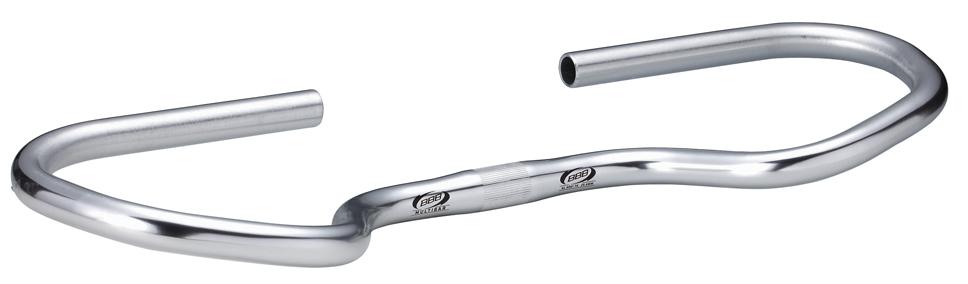 řidítka BBB MultiBar 25.4 / 570mm stříbrná