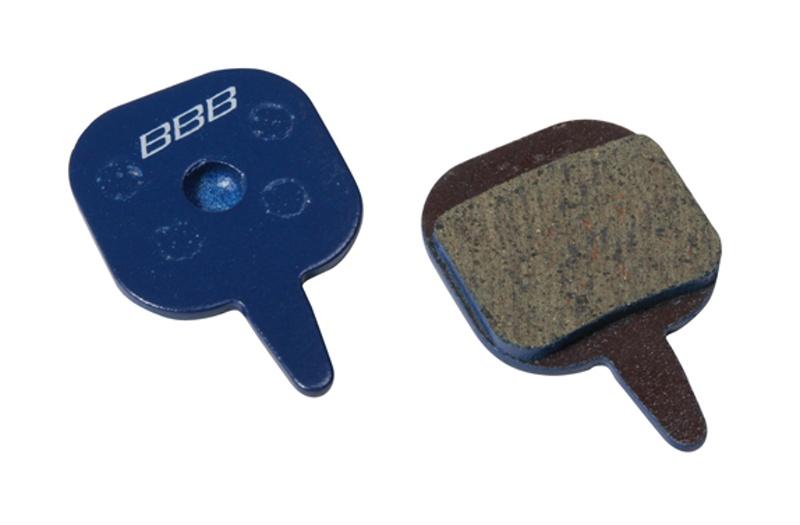 brzdové destičky BBB BBS-75 Tectro IO,Novela
