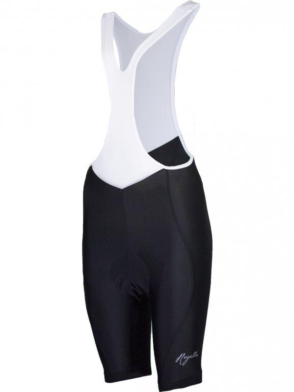 kalhoty krátké dámské Rogelli LAURA černé, 2XL