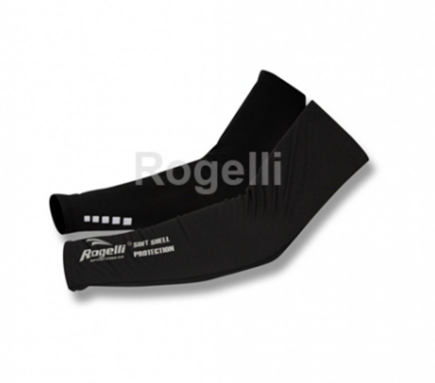 návleky na ruce Rogelli Softshell, 2XL