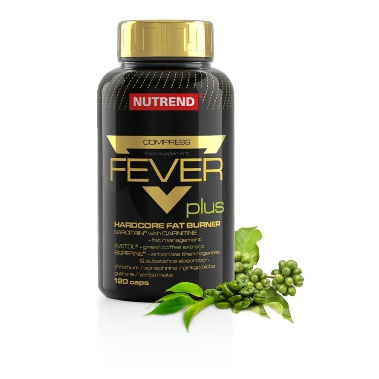 tablety Nutrend Fever Plus 120tablet