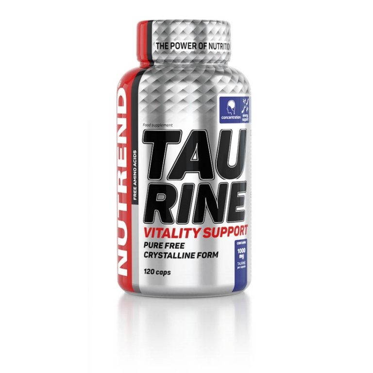 tablety Nutrend Taurine 120tablet