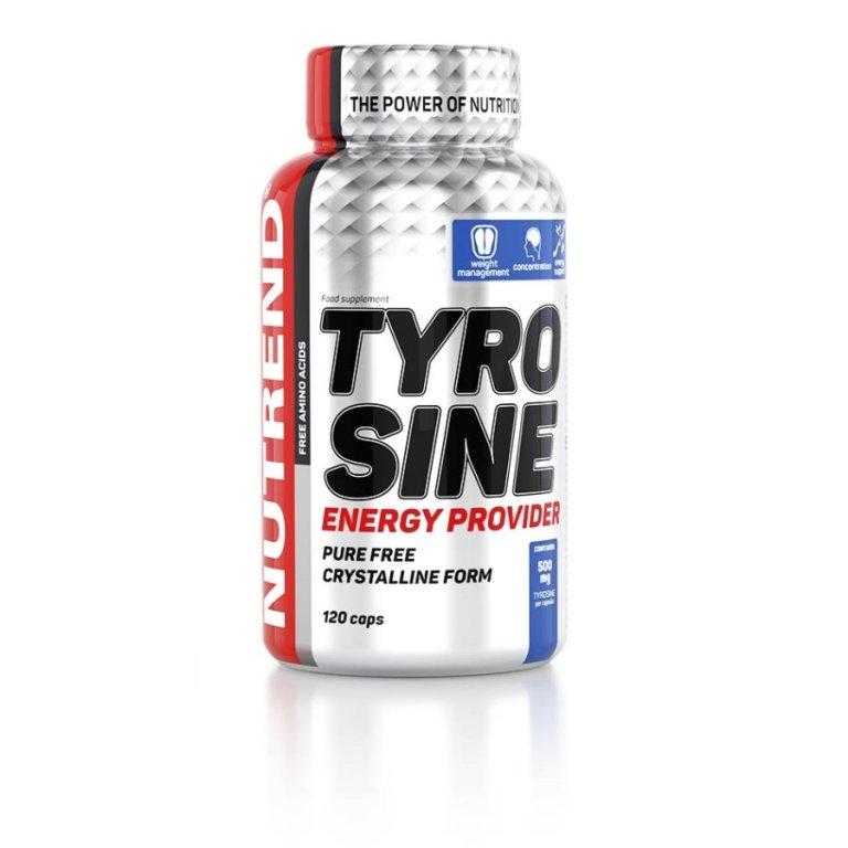 tablety Nutrend Tyrosine 120tablet