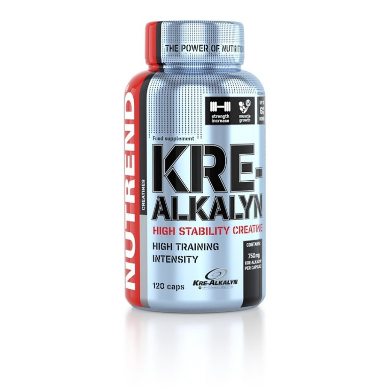 tablety Nutrend Kre-Alkalyn 1500 120tablet