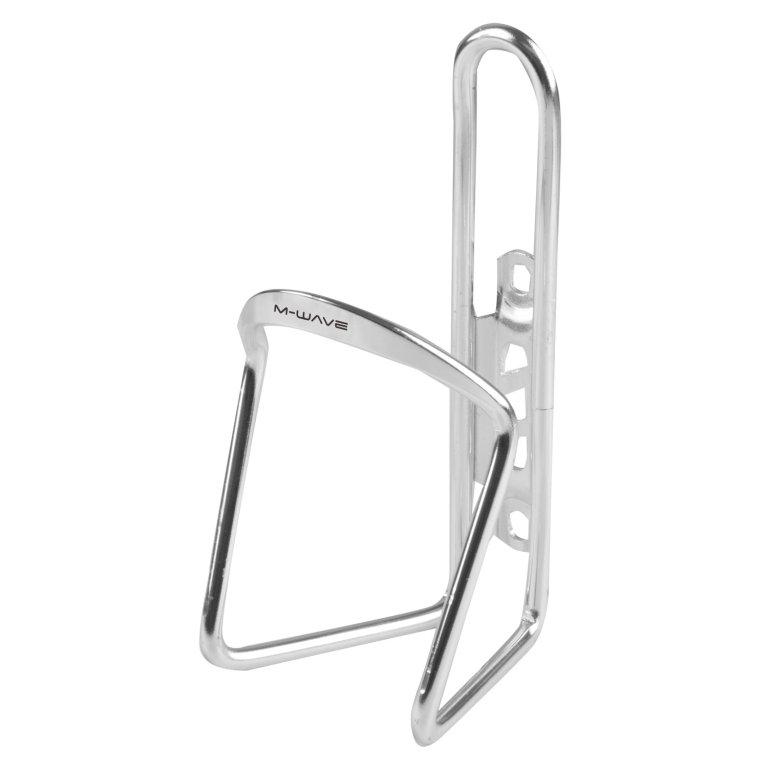 košík M-Wave Al stříbrný
