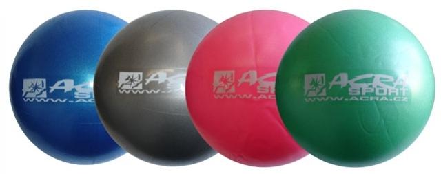 míč OVERBALL 300mm, červená