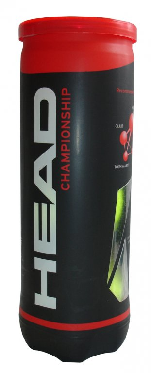Míčky tenis HEAD Championship 3ks