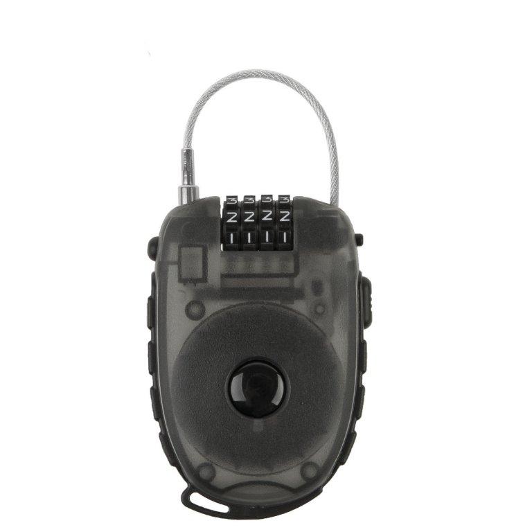 zámek  M-Wave kódový 2,4x900mm