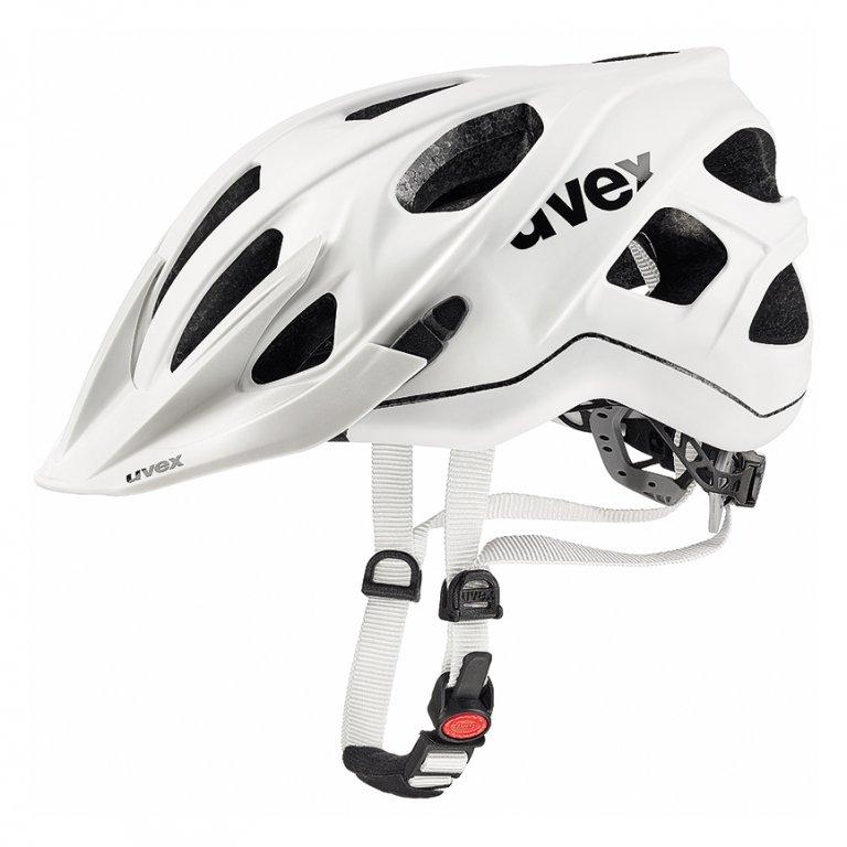 přilba UVEX Stivo CC bílá, 52-57