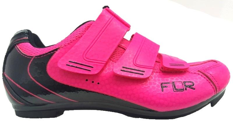 boty FLR F-35 neon růžové, 36