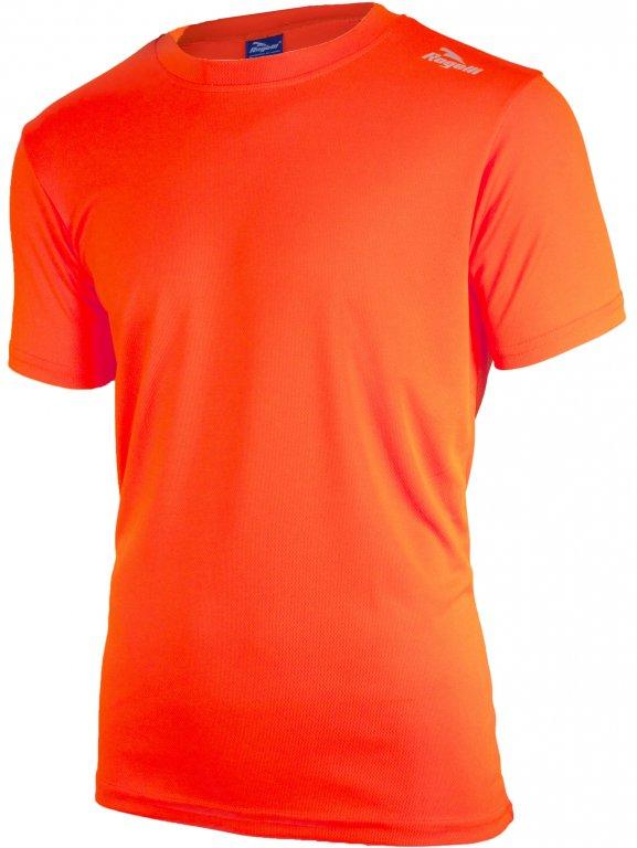 triko krátké dětské Rogelli PROMOTION oranžové, 128