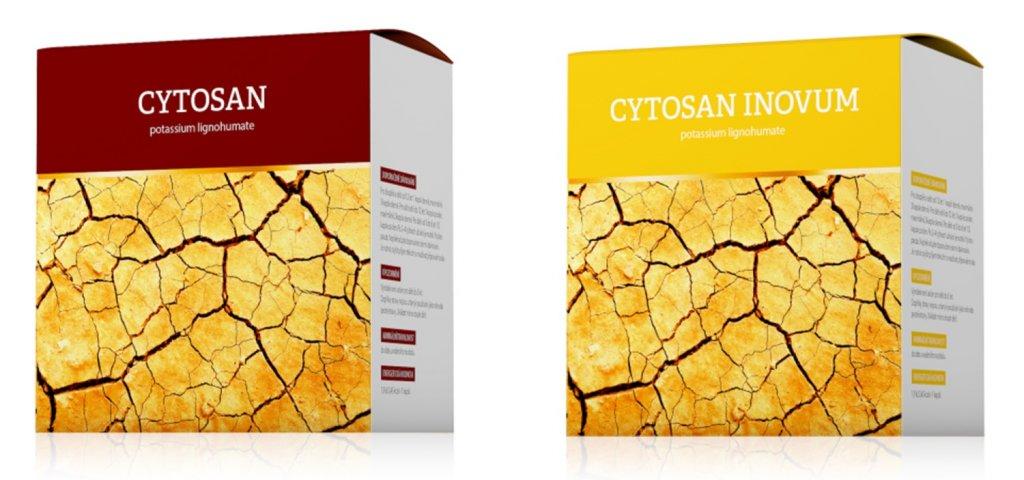 Energy Cytosan+Cytosan Inovum tablety
