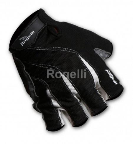 rukavice pánské Rogelli ATLIN MTB černé, XS