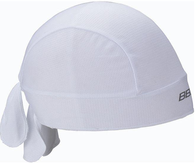 šátek BBB ComfortHead bílý