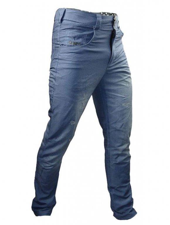 Kalhoty dlouhé pánské HAVEN FUTURA modro/jeans