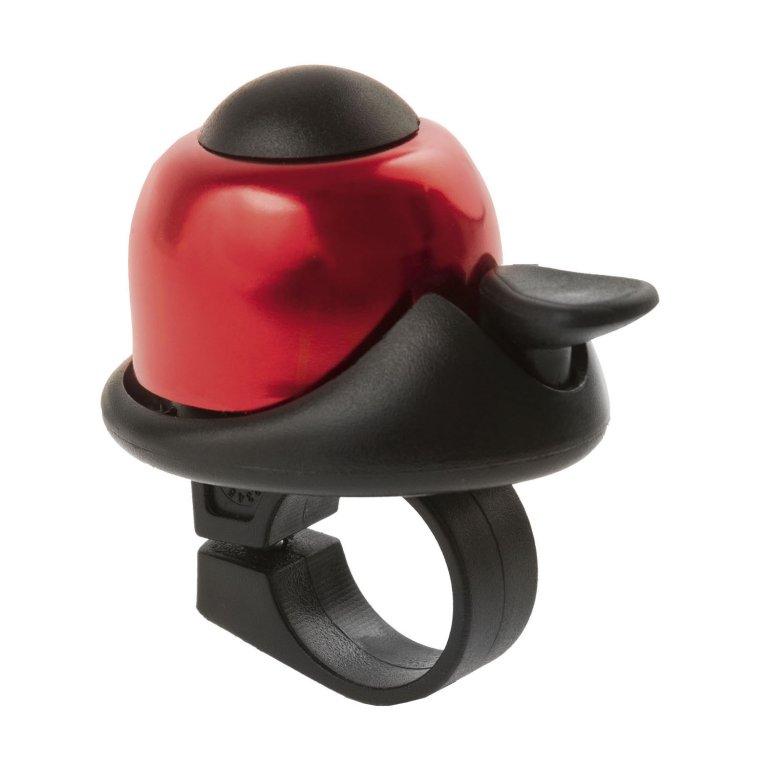 zvonek M-Wave Bella červený