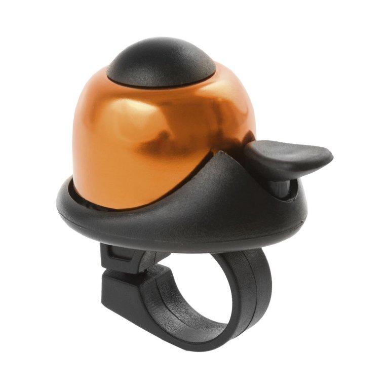zvonek M-Wave Bella oranžový