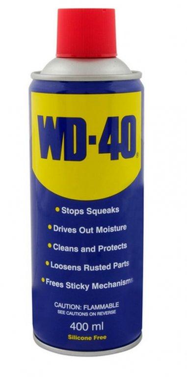 olej WD-40 spray 400ml