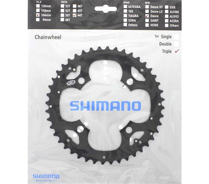 Převodník 44z Shimano Deore FC-M530 3x9 4 díry Y1GX98060