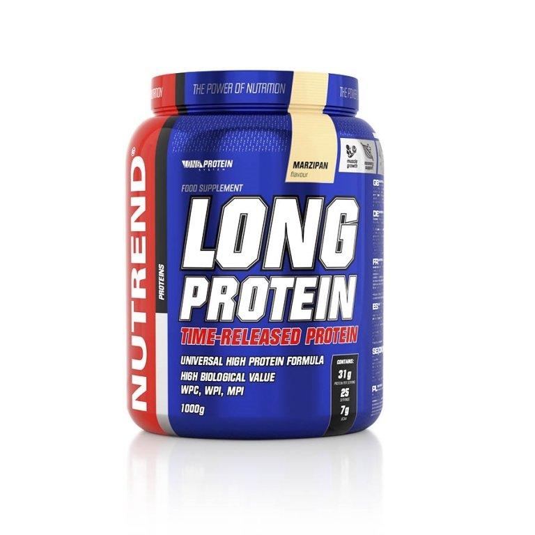 nápoj Nutrend Long Protein 1000g marcipán