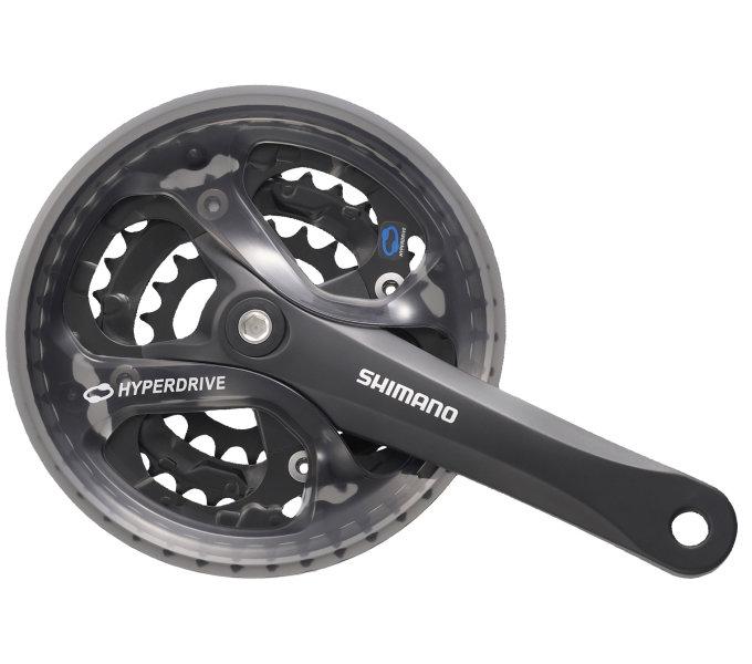 Kliky Shimano Acera FC-M361 3x6/7/8 48/38/28z 170mm černé