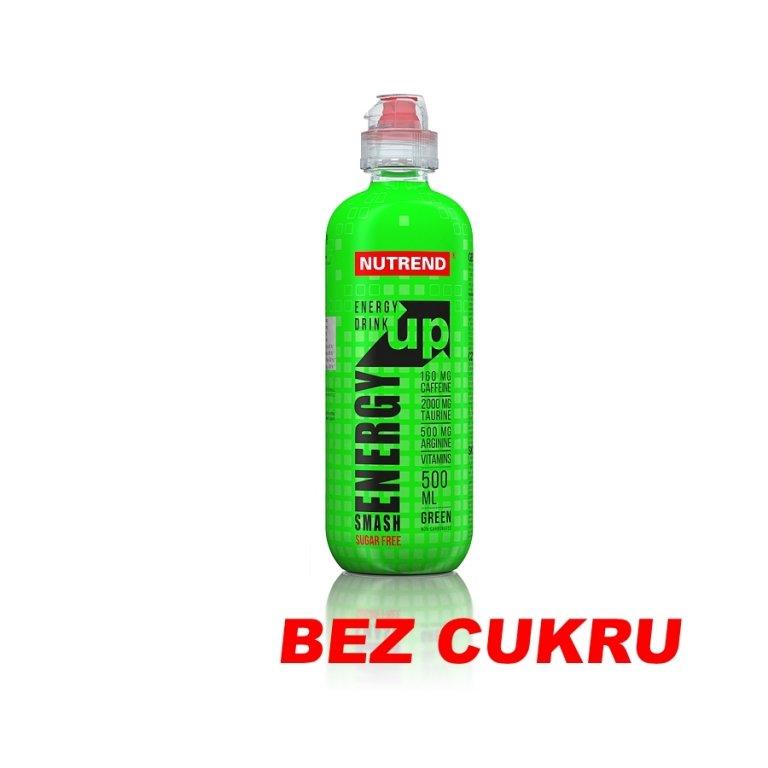 nápoj Nutrend Smash Energy Up 500ml green