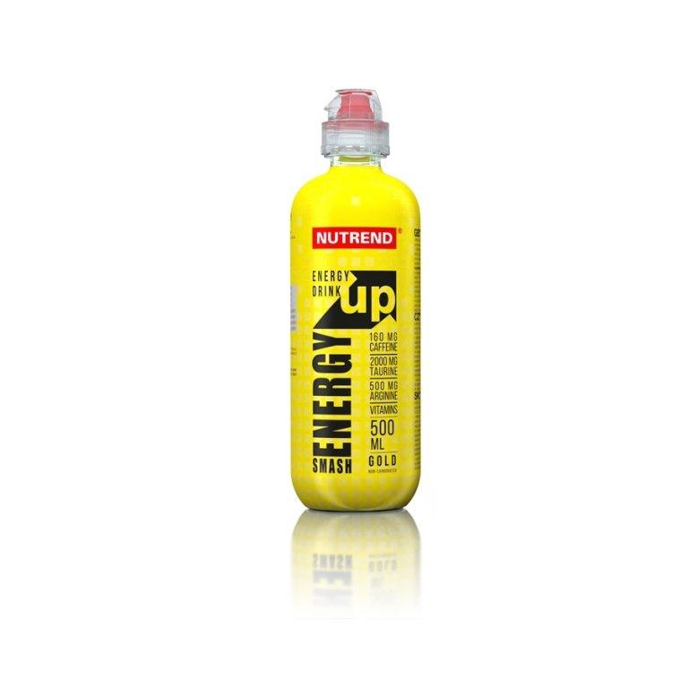 nápoj Nutrend Smash Energy Up 500ml gold