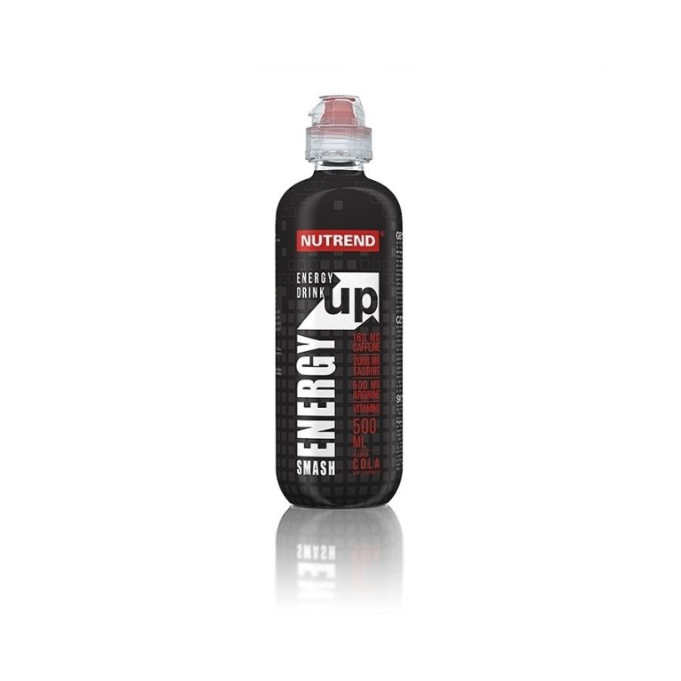 nápoj Nutrend Smash Energy Up 500ml cola