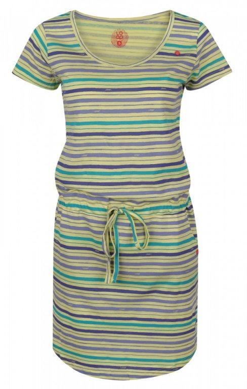 šaty dámské LOAP ASHY žluté