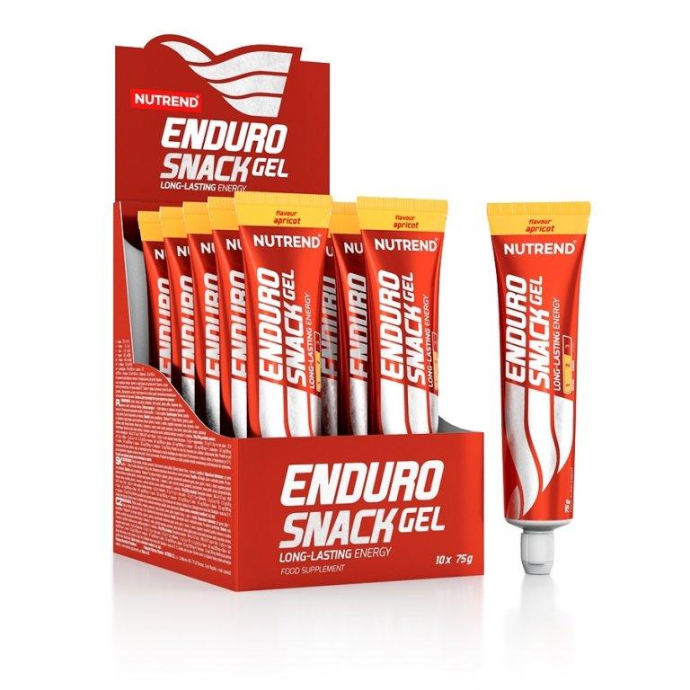 gel Nutrend Endurosnack MERUŇKA tuba