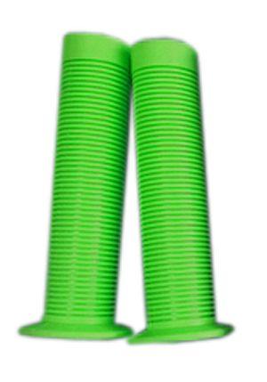 gripy HAVEN WAVE BMX reflex zelené