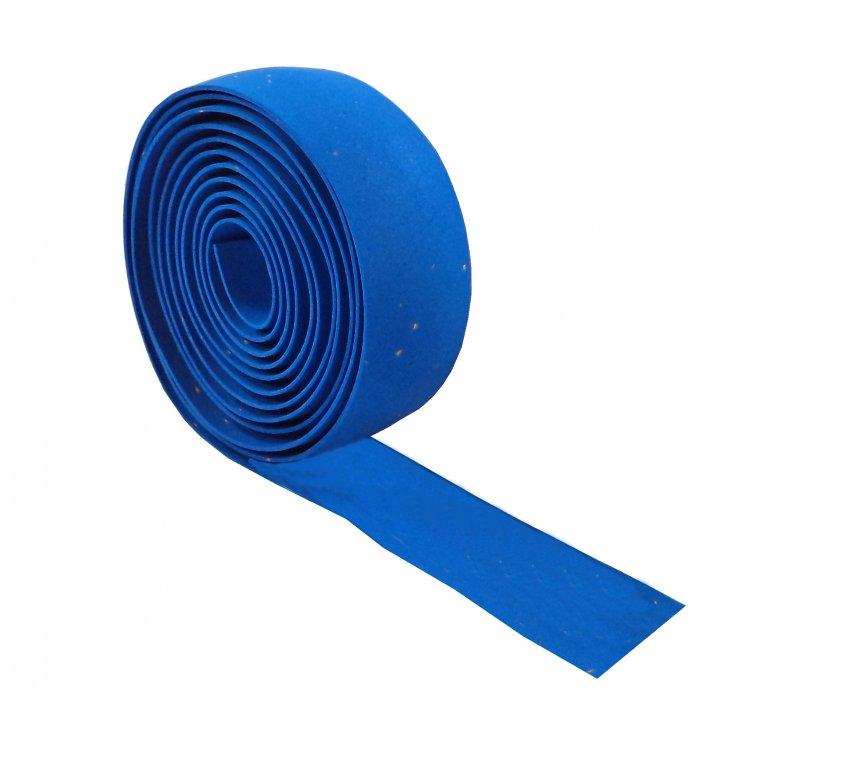 omotávka 4RACE korková modrá
