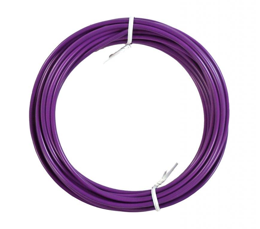 bowden řadicí 1.2/4.0mm Alhonga SP 10m fialový role