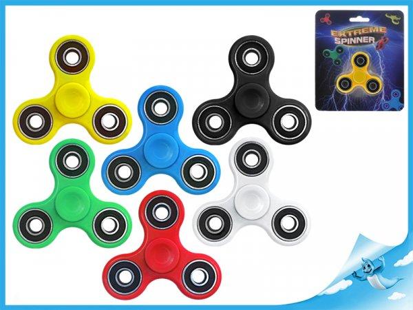 spinner Extreme 7,6cm, bílý