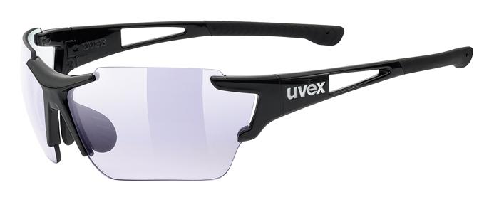brýle UVEX Sportstyle 803 race VM černé