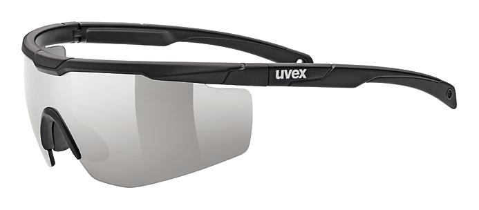 brýle UVEX Sportstyle 117 černé