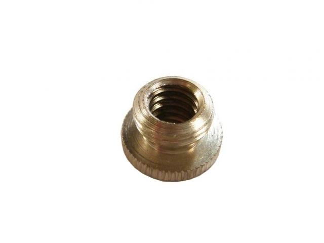 redukce ventilu stříbrná