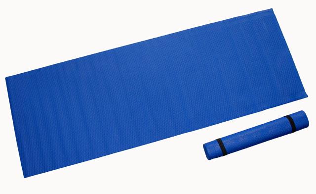 karimatka fitness 173x61x0,4cm modrá